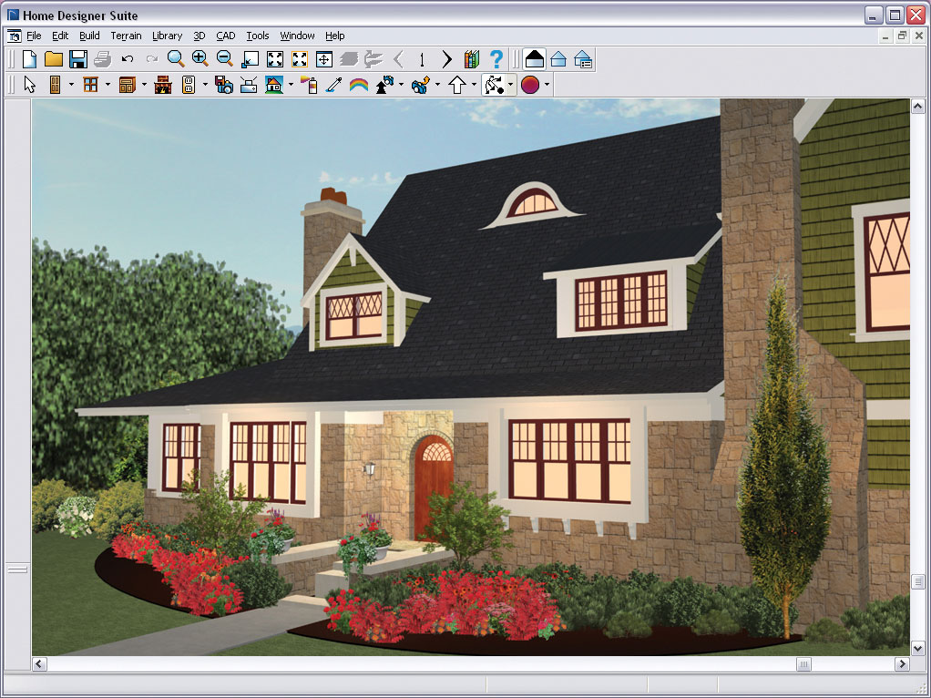 click to enlarge - 3d Dream Home Designer