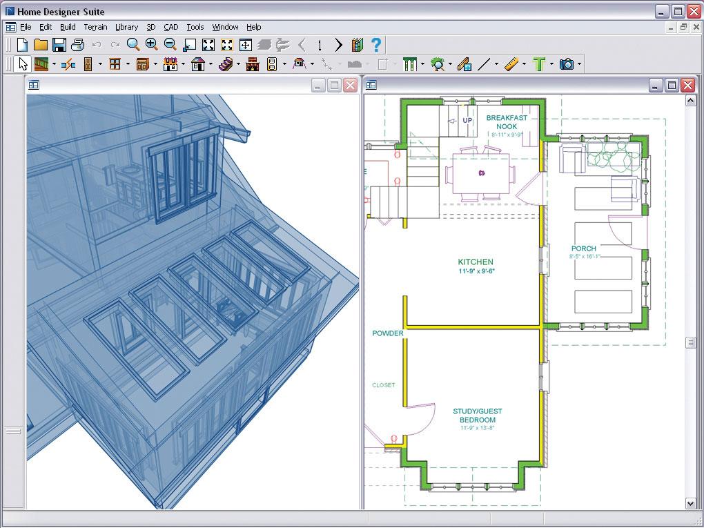 Amazon.com: Chief Architect Home Designer Suite 9.0 [OLD VERSION ...
