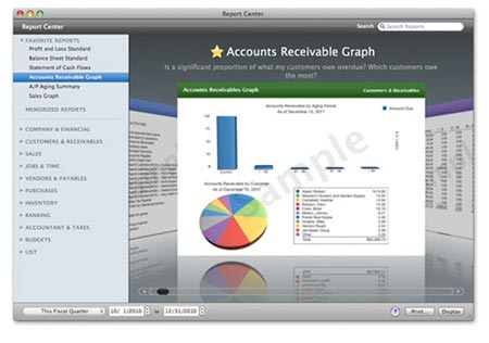 Amazon.com: QuickBooks 2010 For Mac [OLD VERSION]: Software