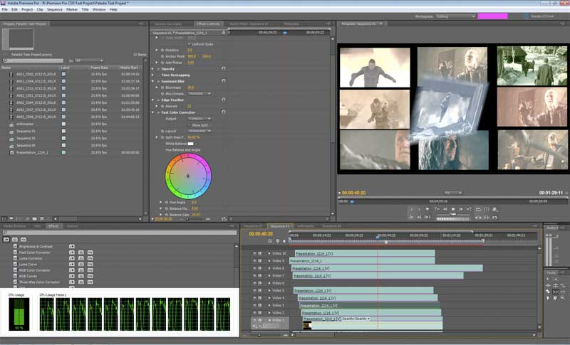 Adobe Premiere Pro CS5 Learn by Video Book with DVDROM
