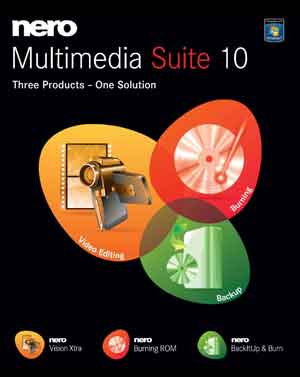 amazon com nero multimedia suite 10 software rh amazon com Nero 10 Multimedia Suite Review Nero Multimedia Suite 10 Effects