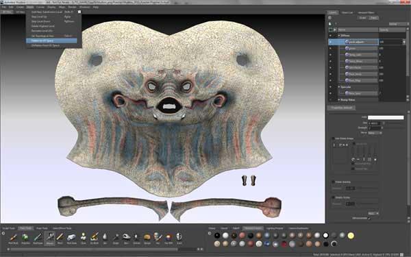 Autodesk Mudbox 2011 [Old Version]