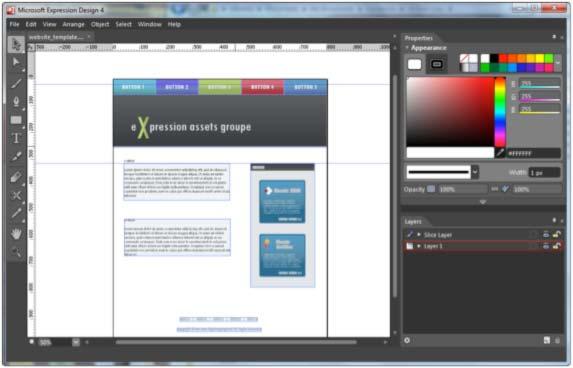 Microsoft Expression Studio 4 Web Professional Software