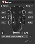 Guitar Pro 6 Tuning