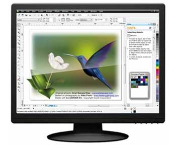 CorelDRAW Home and Student Suite X5