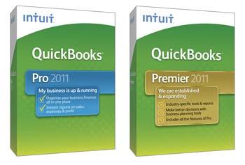 QuickBooks Pro and Premier Boxes