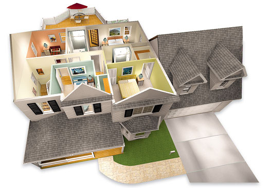 Design Your Dream Home with Help from HGTV View larger.