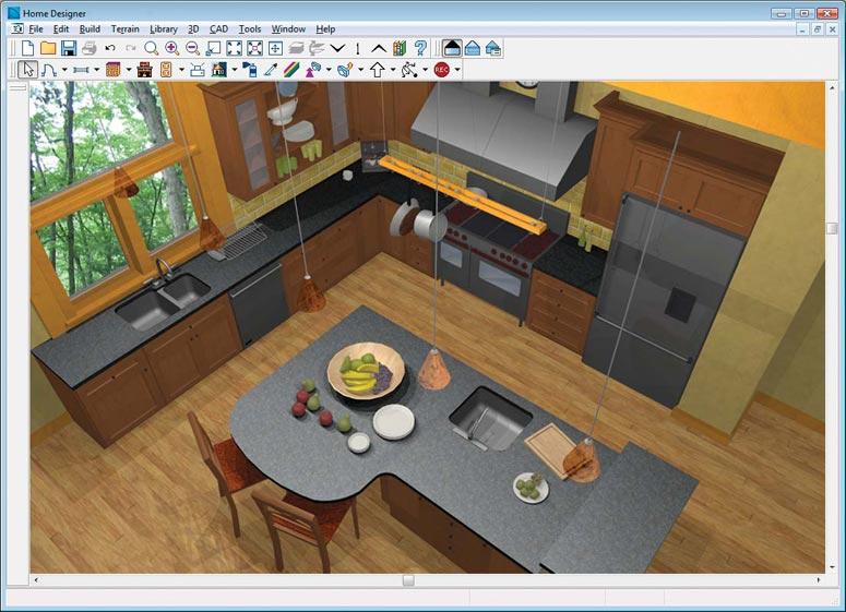 Chief Architect Home Designer Interiors 10 Software