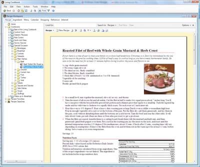 Amazon.com: Living Cookbook 2011