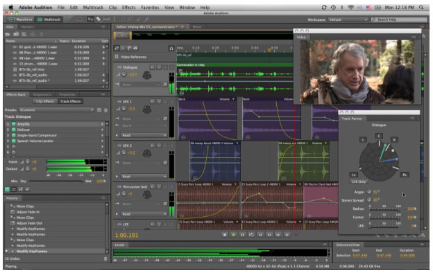 Adobe Audition Cs - фото 3