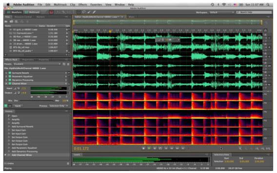 Adobe Audition Cs - фото 6