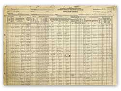 1930 Census Record