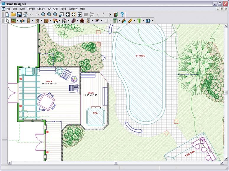 Amazon.com: Home Designer Pro 2012 [Old Version]: Software
