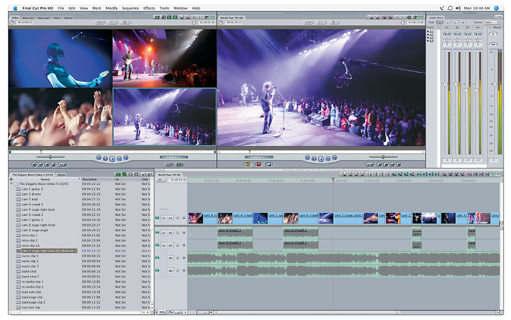 apple final cut pro for windows