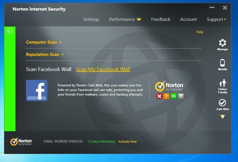 norton internet security 2013 1 user 3 pc. Black Bedroom Furniture Sets. Home Design Ideas