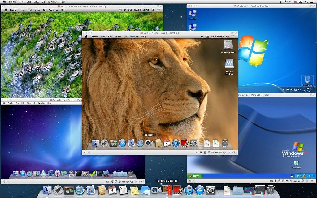 parallels desktop 8 for mac snow leopard