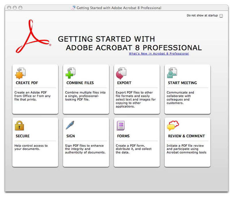 adobe acrobat software purchase