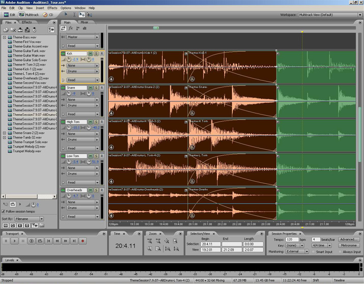adobe audition 64 bit windows 7