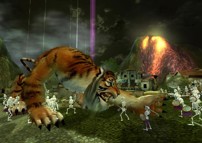 gods battle creatures creature amazon game pc expansion pack games brings six total choose options number which there gambar