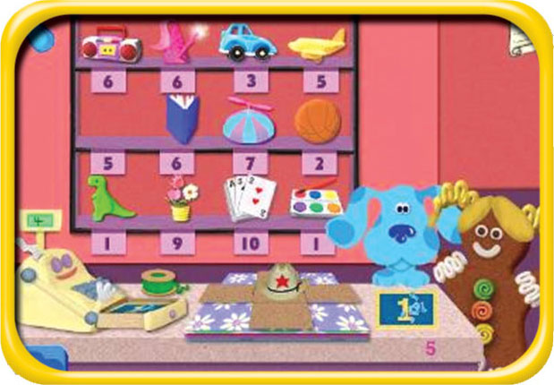 Amazon.com: TLC Blue's Clues Preschool Learning System 2008