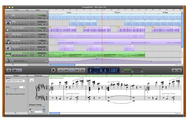 how to make music program