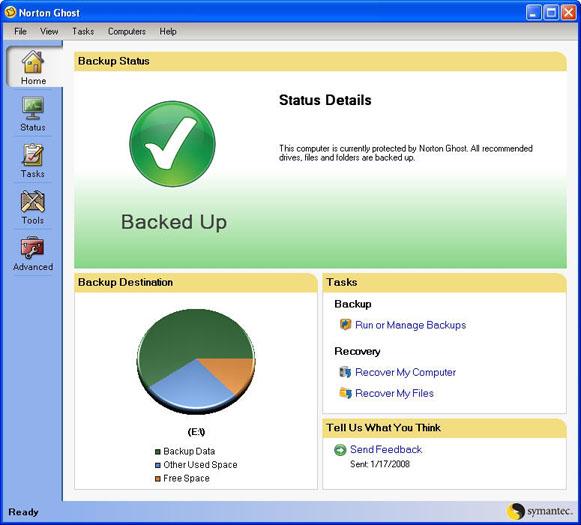 Norton Ghost 14.0: Amazon.ca: Software