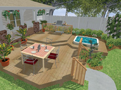 Better Homes And Garden Landscape Design Software Garden Design