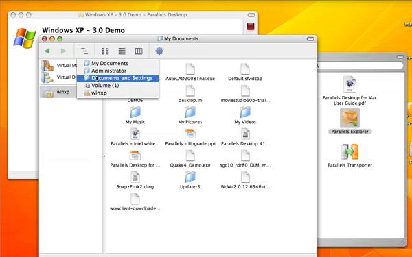 Amazon Com Parallels Desktop 3 0 For Mac Old Version