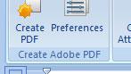 Acrobat X PDF Converter Screenshot
