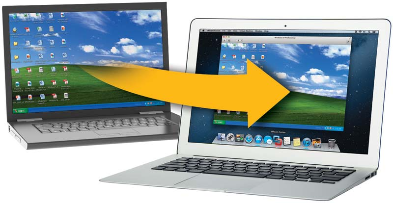 how to make mac os x run faster on vmware