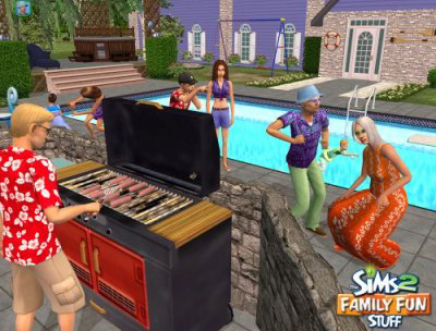 Add A Whole New Selection Of Furniture Clothing And Home Decor To Your Sims 2 Characters World