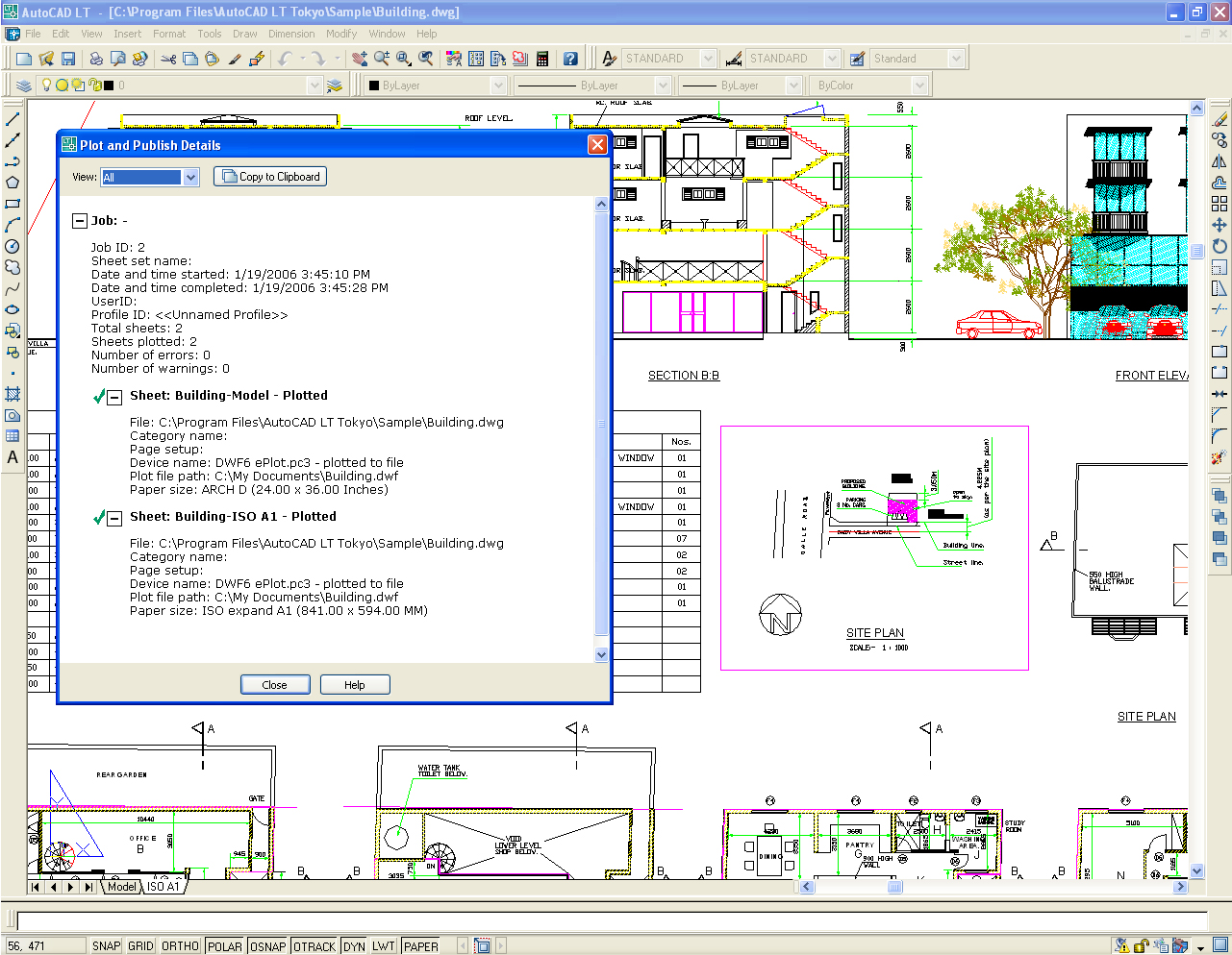 Autocad Lt 2008 Old Version Process Flow Diagram Using Stay On Top Of Plot Jobs By Being Notified When A Job Is Completed