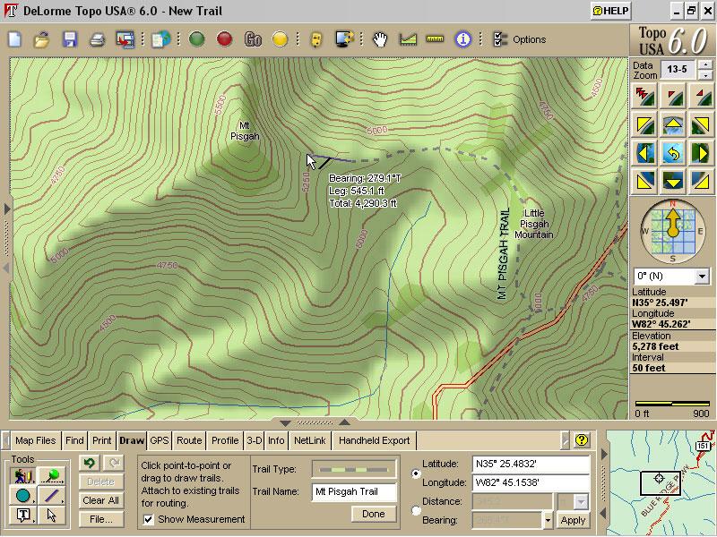 Amazoncom Delorme Topo USA National Maps DVD - Usa map you can draw on