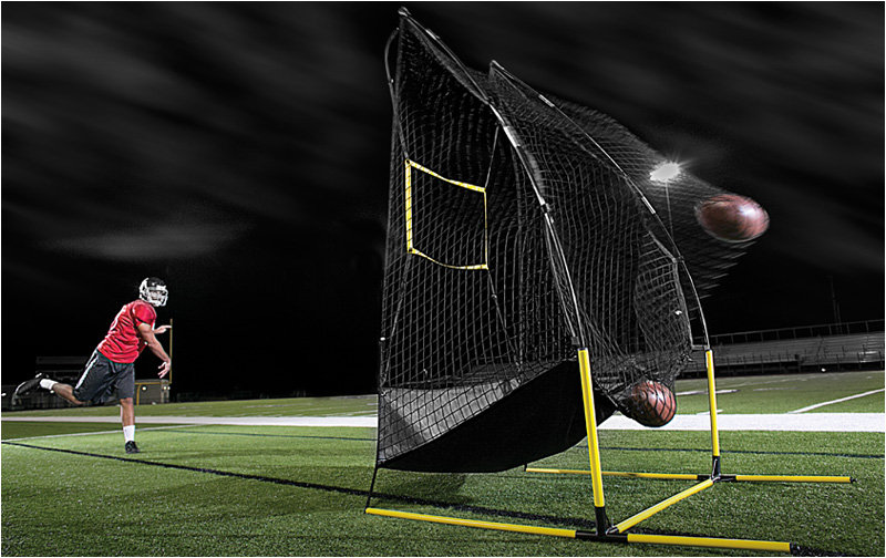 Amazon Com Sklz Quickster 4 In 1 Multi Skill Football