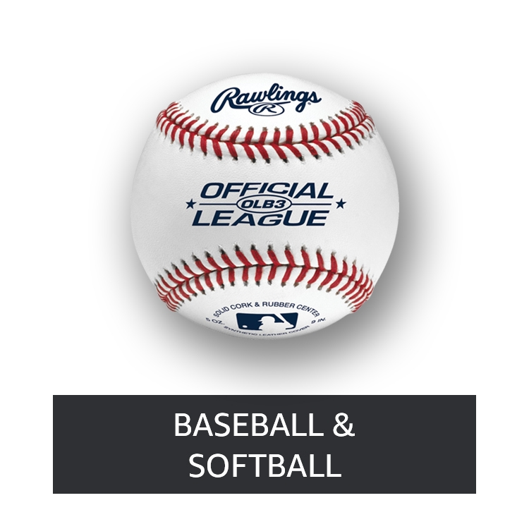 Shop Baseball & Softball