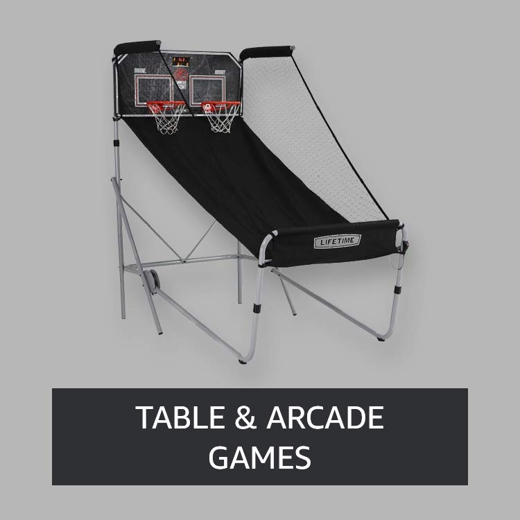 Table & Arcade Games