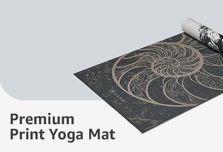Premium Print Yoga Mat