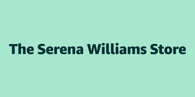 Serena Williams Store