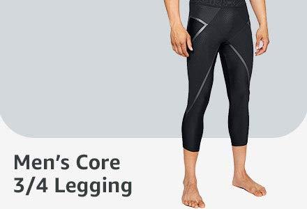 Mens Core 3/4 Legging