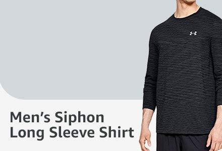 Mens Siphon Long Sleeve Shirt