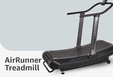 AirRunner treadmill