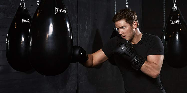 Chris Pratt Boxing