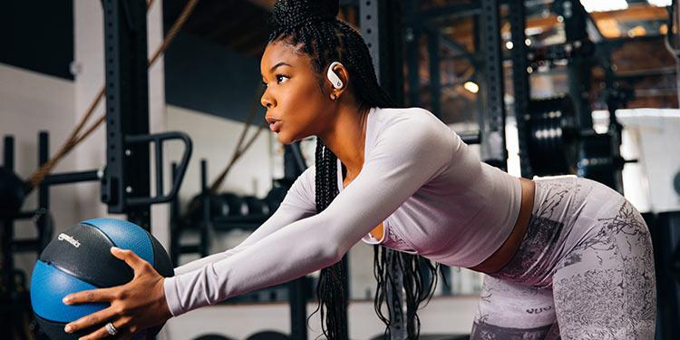 Gabrielle workout