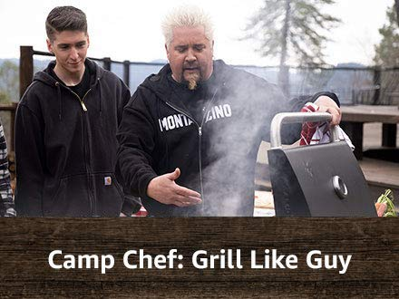 Grill with Guy