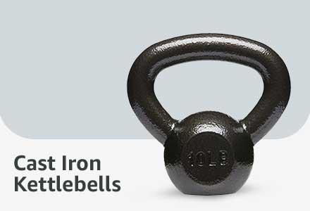 Cast Iron Kettlebells