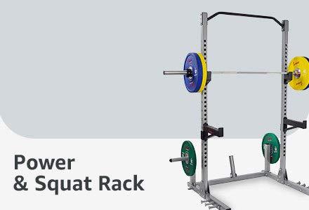 Power & Squat Rack