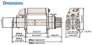 B00023S354.02.sm amazon com superwinch 09034 epi9 0 series master winch automotive wiring schematics for superwinch 3000 at gsmportal.co