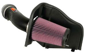 K&N 57-2530 Fuel Injection Air Intake Performance Kit