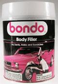 1 gallon container of 3M/Bondo 265 Auto Body Filler