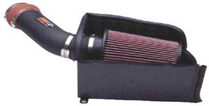K&N 57-2531 Fuel Injection Air Intake Performance Kit